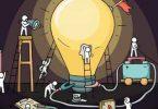 بررسی عوامل مؤثر بر نوآوری تکنولوژیک در مؤسسات کوچک و متوسط