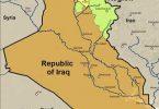 آشنایی با جغرافیای ایران و عراق