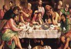 تابلوی شام آخر (لئوناردو داوینچی)