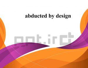 طراحی اسلاید